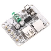 USB DC 5V Wireless Bluetooth 2.1 Audio Receiver Board Amplifier Module FM Radio Function TF Card Slot
