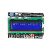 1602 LCD Display Keypad Shield Module V3 for Arduino UNO R3 MEGA2560 Nano DUE