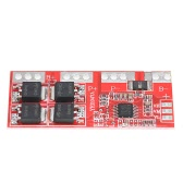 3S Li-ion Lithium Battery Charger Protection Board 10.8V/11.1V/12.6V 30A Overcharge/Over-discharge/Overcurrent/Short-circuit Protection Auto Recovery