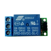 1 Channel 5V Self-locking Relay Module Bistable Latch Switch Low Pulse Trigger Control Board