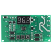 12V DC Motor Reversible Module Dual Programmable Relay Control PLC Cycle Delay Timing