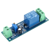 DC 12V Delay Time Delay-ON Relay Module 0-10s Switch Control Cycle Timer