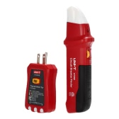 UNI-T UT25A UT25A/B Automatic Circuit Breaker Finder Socket Tester with LED Indicator