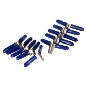 10pcs Padlock Shim Set Lock Pick Assistant Tools Professional Locksmith Tool