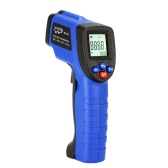 Handheld Non-Contact Digital LCD Laser IR Infrared Thermometer Temperature Tester Pyrometer Range -50°C~420°C