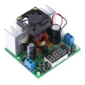 Digital DC-DC Adjustable Step-down Power Supply Module Constant Voltage Current Input 6-40V Output 0-38V