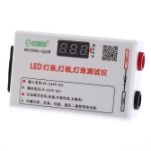 Portable LED Strip Light Lamp Panel Bead Regulated Voltage Diode Tester Meter Voltmeter Automatic Adjustment AC85-265V DC0-220V