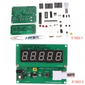 High Sensitivity 1Hz-50MHz Frequency Meter Counter Measurement Tester Module 7V-9V 50mA DIY Kit