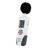 LCD Sound Digital Noise Meter Decibel Tester 30~130dB