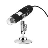1000X 8 LED Digital Microscope USB Endoscope Camera Microscopio Magnifier Electronic Stereo Z P4PM