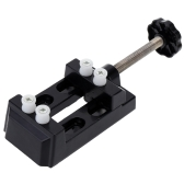 Mini Vise Electric Drill Stent Clip-on Jewelry Clamp Vice Walnut Clip Carving Tool