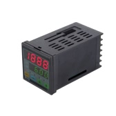 90-260V AC/DC Digital Timer Countdown Time Counter Chronograph Relay Output 1 Alarm