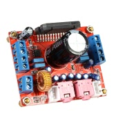 TDA7850 Car Audio Power Amplifier Board Stereo 4*50W with BA3121 Denoiser DC 12V