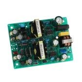 Stable Switching Power Supply Module Input AC220V Output DC24V 2A 48W Dual-channel Output with Short-circuit/Overload Protection