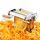 IMPERIA Italian Double Cutter Manual Pasta Machine SP150