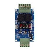 12V Dual Programmable Relay Control Board Cycle Delay Timer