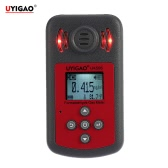 UYIGAO Brand New Handheld Portable Meter for PPM HTV Digital Formaldehyde Tester Methanal Concentration Monitor   Detector with LCD Display Sound and Light Alarm