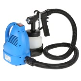 800ml 650W Electric Paint Sprayer Spray Gun HVLP Professional DIY Tool for Varnish Quick Painting Fence Indoor Outdoor Use