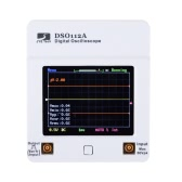 DSO 112A TFT Touch Screen Portable Mini Digital Oscilloscope USB Interface 2MHz 5Msps