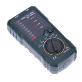 Handheld Wire Tracker Finder Tracer Tester Telephone Network Wire Tracing with Headset Clip Adapter Cable