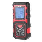 60m/229ft Portable Handheld Digital Laser Distance Meter High Precision Range Finder Area Volume Measurement
