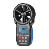 HoldPeak HP-866B Mini LCD Digital Anemometer Wind Speed Air Velocity Temperature Measuring with Backlight