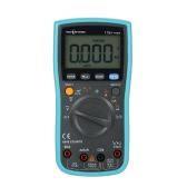 RICHMETES 17B+ 6000 Counts Digital DC Multimeter AC Voltage Current Meter Resistance Diode Capaticance Tester Multimetro with Temp Probe