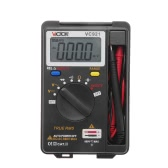 VICTOR VC921 Integrated Personal Handheld Pocket Mini Digital Multimeter Auto Range Data Hold Function