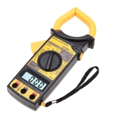 266 31/2 Digital Clamp Meter AC/DC Voltmeter AC Ammeter Ohmmeter Insulation Continuity Tester w/ Data Hold