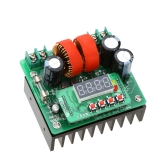 400W DC-DC Boost Module Step-up Converter Power Supply 6-40V/8-80V