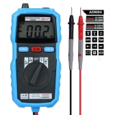 Bside ADM04 LCD Digital Multimeter DMM DC AC Voltage Current Meter Diode Tester Auto Range