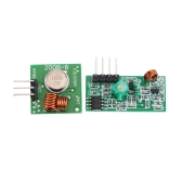 5 Sets 315MHz Wireless Transmitter Receiver Alarm Module