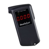 AT-858 Digital Breath Alcohol Tester with Backlight Breathalyzer Driving Essentials