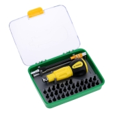 35 in 1 Professional Ratchet Screwdriver Set Multi-functional Repair Tool for Smart Phone PC