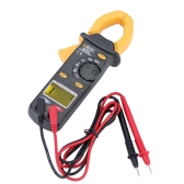 Mastech MS8260G Digital Scale LCD Handheld Multimeter DC AC Voltage Current Resistance Diode Temperature Tester with Transistor Test Socket