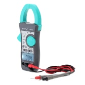 HP202 Digital Clamp Meter Multimeter AC/DC Voltage Current Resistance Temperature Measurement Dual Display