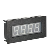 "High Precision 0.56"" 4 LED Digital Frequency Tachometer Car Motor Speed Meter RPM Measurement Tester 5-9999R/M DC 8-15V"