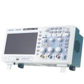 "Certified Hantek DSO5102P Digital Storage Oscilloscope 2CH 100MHz 1Gs 7"" TFT 8-bit 4nS/div-80S/div"