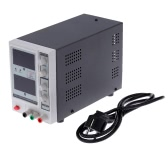 0-30V 0-5A 3 Digits Variable Adjustable Digital Regulated DC Power Supply EM1705 EU Plug
