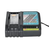 3A Battery Charger Replacement for Makita DC18RC DC18RA BL1830 BL1815 BL1840 BL1850 14.4V-18V Li-ion Battery