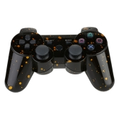 Snowflakes Wireless Bluetooth Game Controllor Bluetooth 4.0 Six Axis Double Vibration Gamepad Game Console for PS3