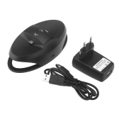 Dual Charging Station Charger for PlayStation 4 PS4 Controller EU Plug