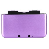 Aluminum Hard Metal Cover Case Shell Protector Puple for Nintendo 3DS XL LL