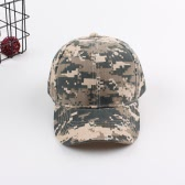 New Fashion Women Men Baseball Cap Camouflage Unisex Hip-Pop Bone Tactical Sunscreen Cap