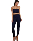 Sexy Women Faux Suede Leggings Solid Zipper High Waist Skinny Pants Tights Slim Bodycon Pencil Trousers