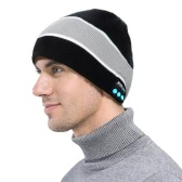 Bluetooth Headphone Hat Unisex Beanie Hat