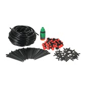25m Micro Drip Irrigation System Dripper Sprinker Plant Watering Irrigation