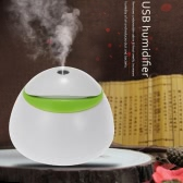 USB Humidifier Aroma Oil Diffuser Ionizer Mist Maker for Home Office