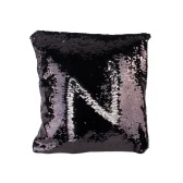 Double Color Throw Pillow Case Cover Protector Mermaid Super Shiny Bling Glittering Sequins Sparkle Sofa Cushion Decor