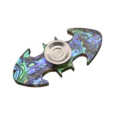 Hand Finger EDC Pocket Fidget Spinner Focus Desk Toy Anti Stress Gifts Widget Pocket ADHD Children Adults Compact Super Cool Colorful Bat